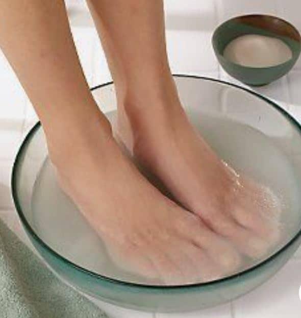 Epsom Salt for gout