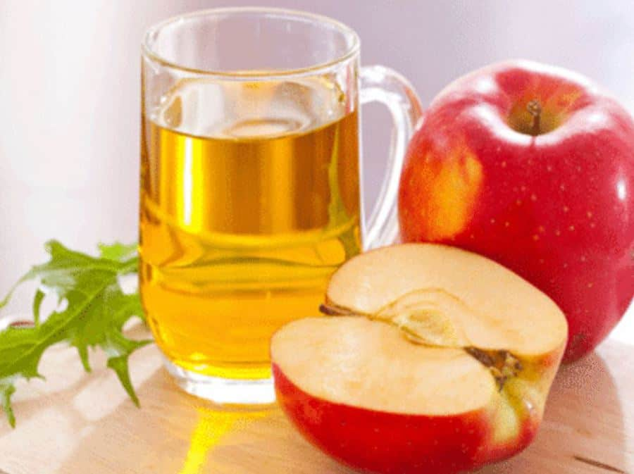 apple cider vinegar for nasal polyps and high blood pressure