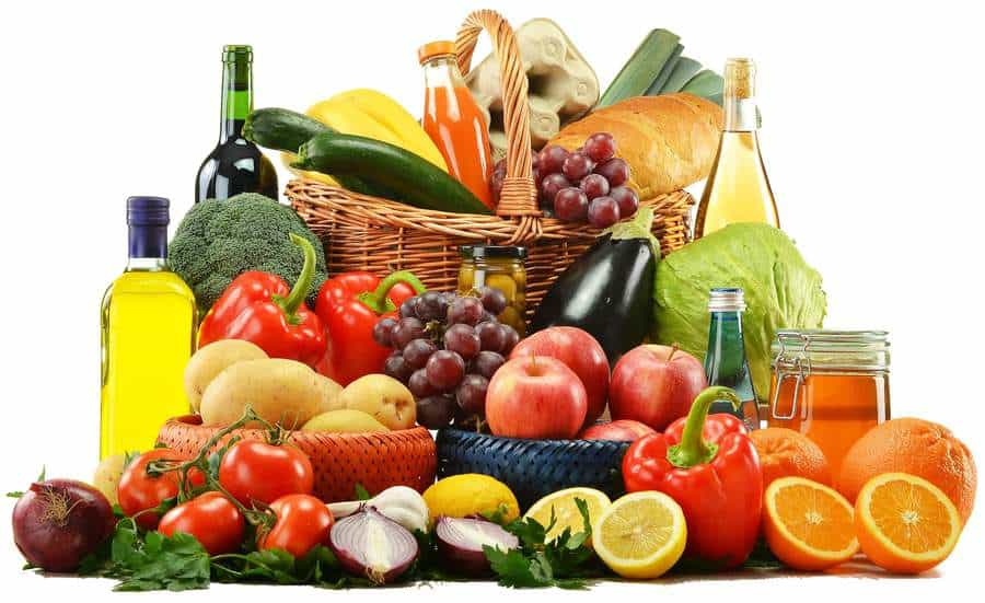 fruits and vegetables for nasal polyps