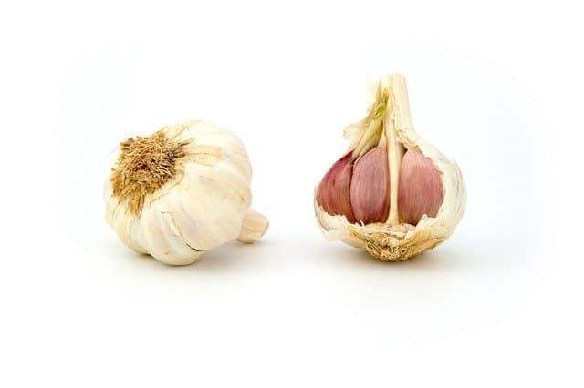 garlic for nasal polyps