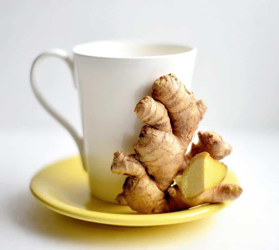 ginger for nasal polyps
