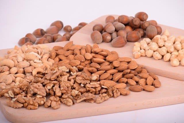 Foods high in omega-3 fatty acids