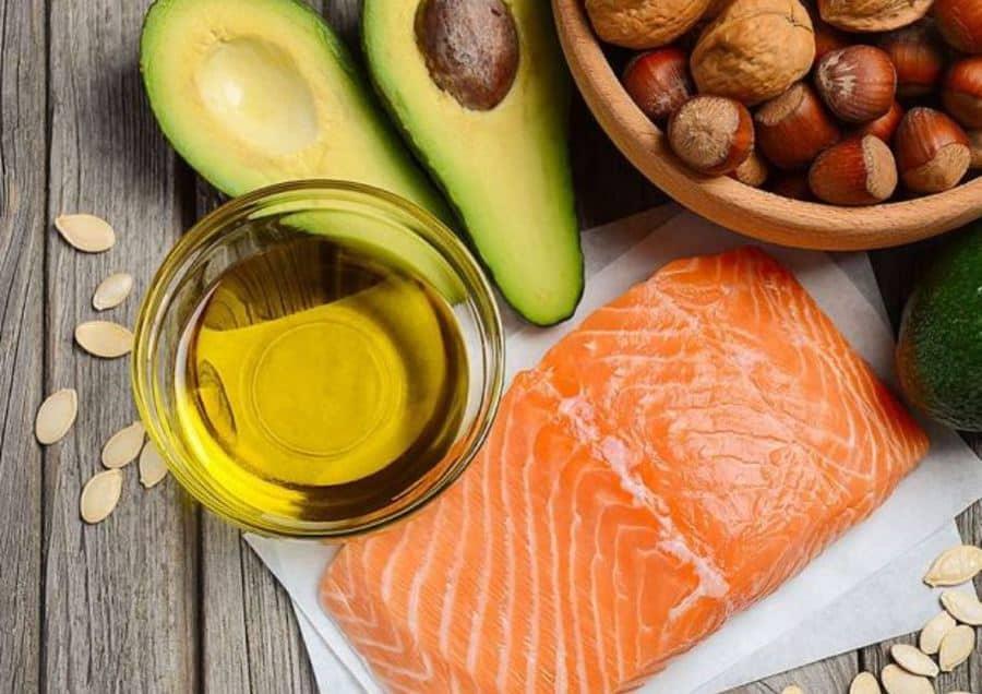 omega-3 foods for Blood Pressure